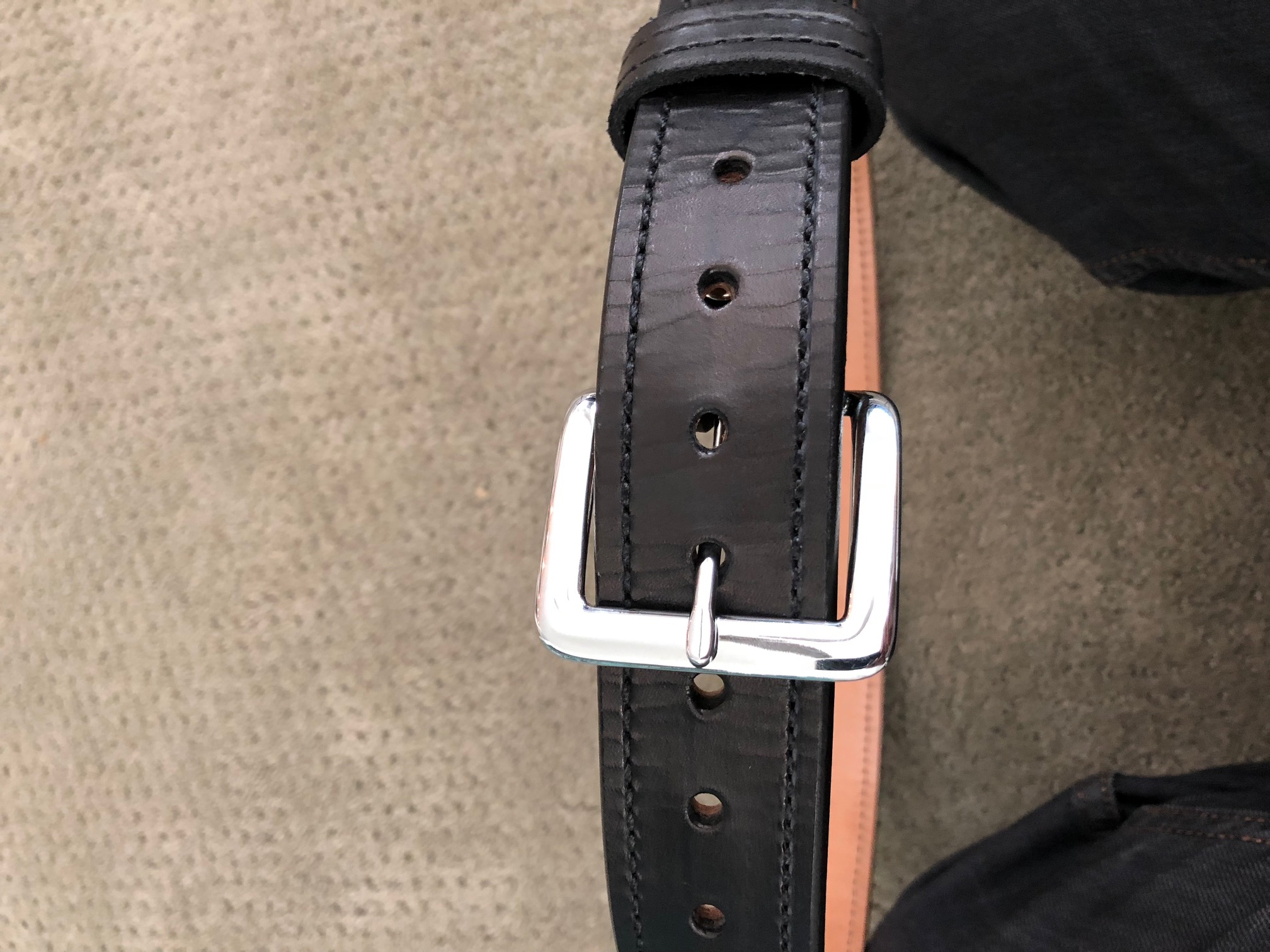 WTS: AG Custom Leather Gun Belt-277dcd2d-777b-4331-8b0e-e06770d03c4b.jpeg