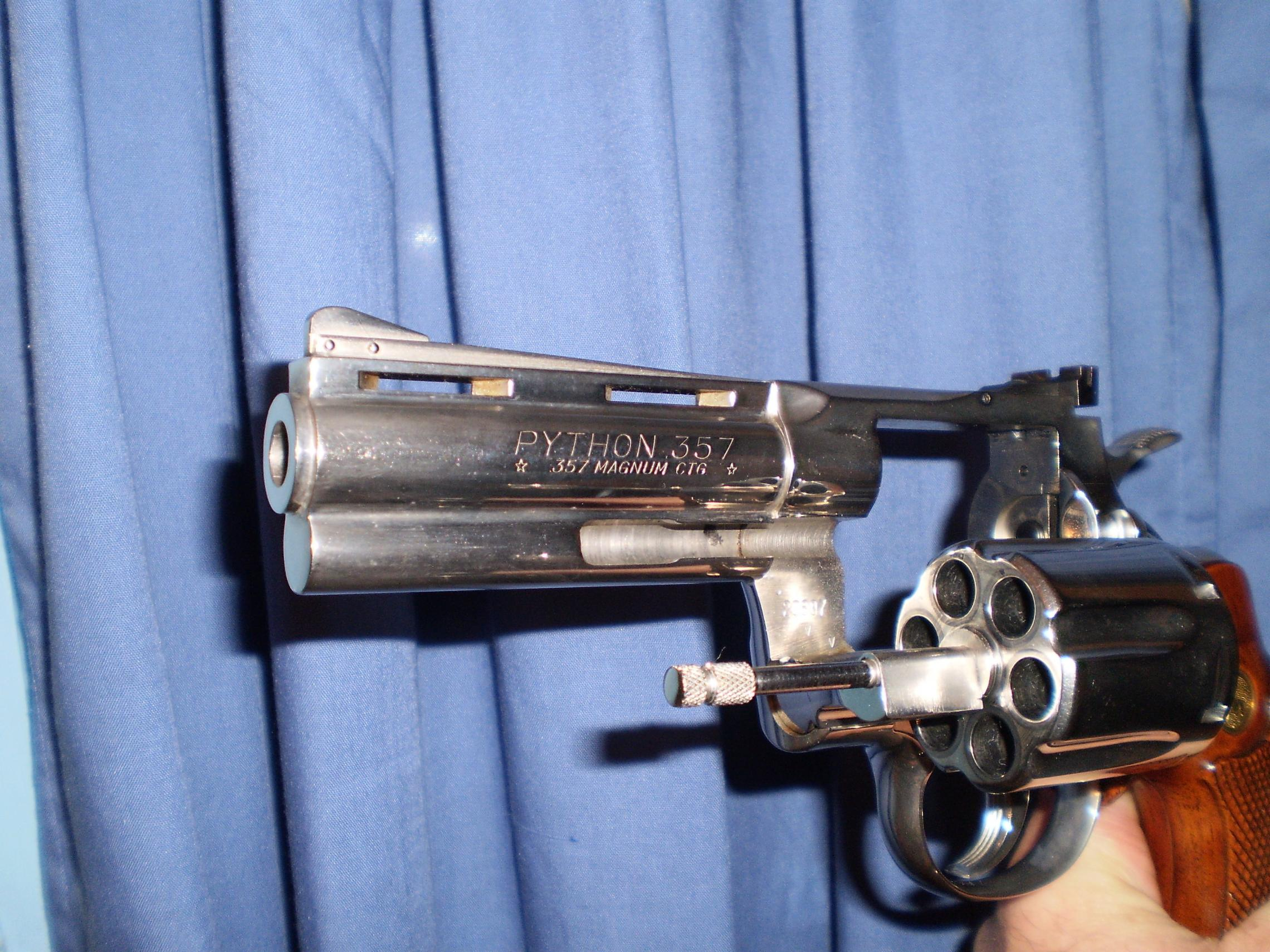 Does Anyone Out There Take Colt Revolvers Seriously?