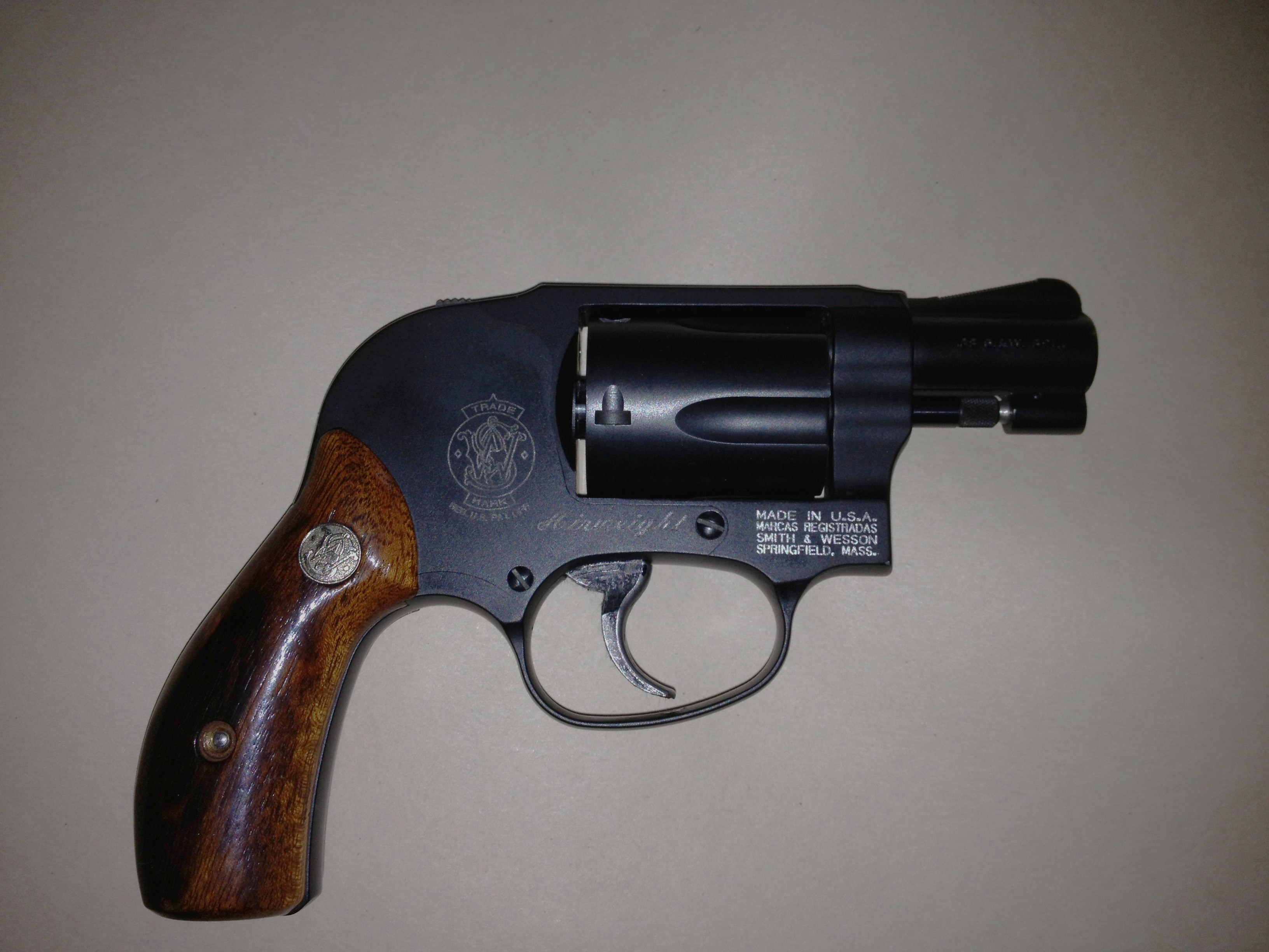 smith wesson model 38