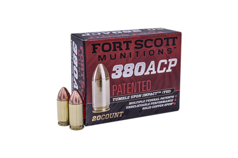 Fort Scott Munitions 380Acp