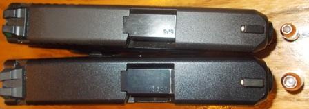 Glock 39 the 45 caliber alternative to a Glock 26 or 27