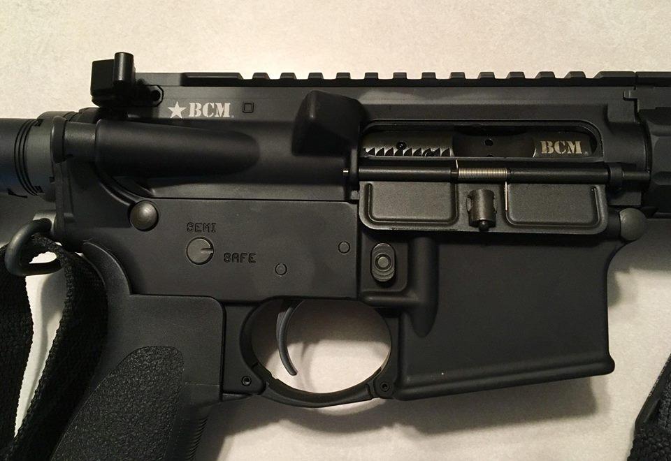 "FS: BCM 14.5"" MidLength ELW-Fluted Complete Factory Rifle w/ Wilson Combat TTU-4.jpg"