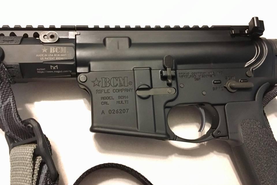 "FS: BCM 14.5"" MidLength ELW-Fluted Complete Factory Rifle w/ Wilson Combat TTU-5.jpg"