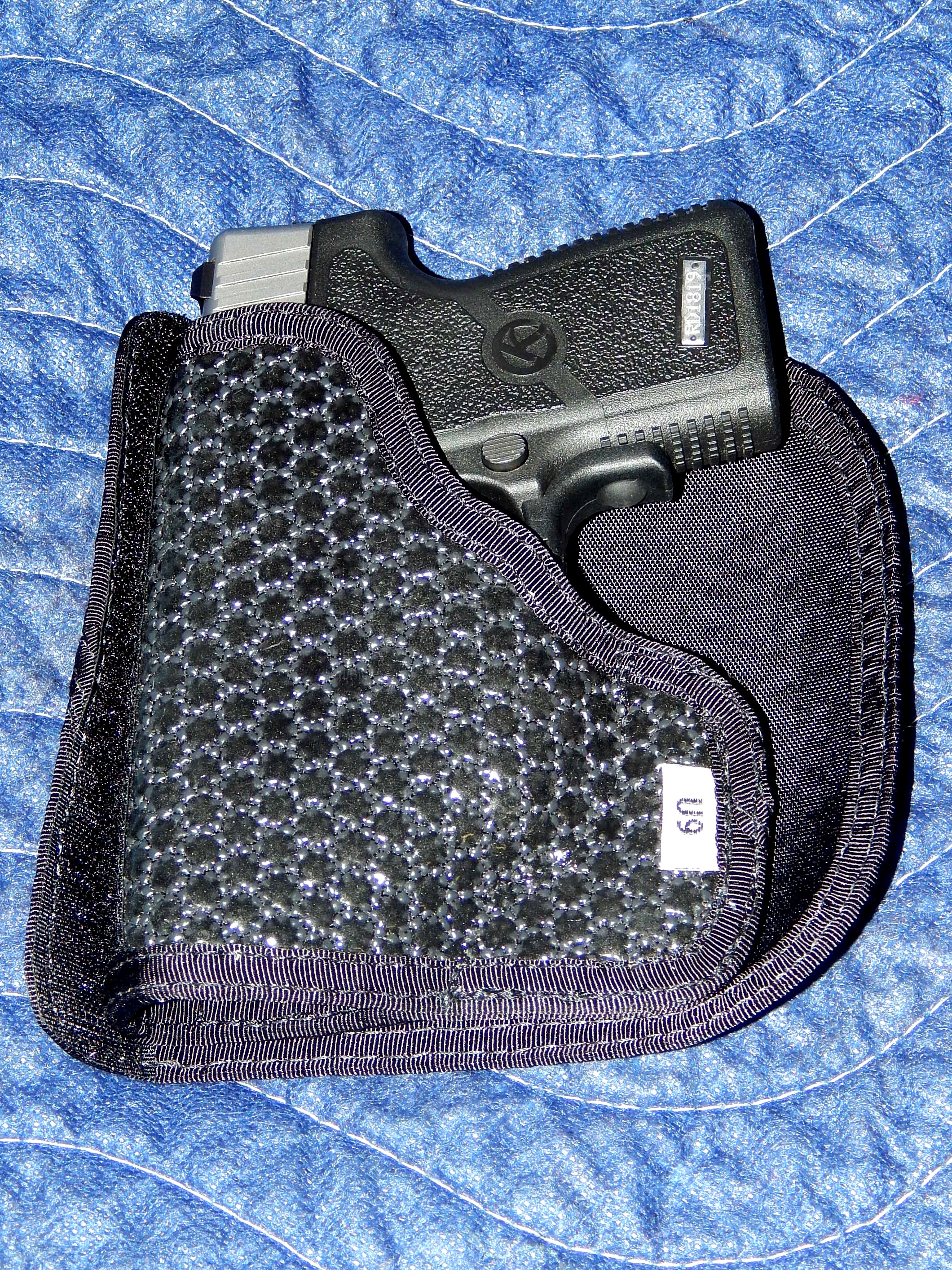 What handgun have you carried the most in the last 30 days? update page 12-5drclcs.jpg
