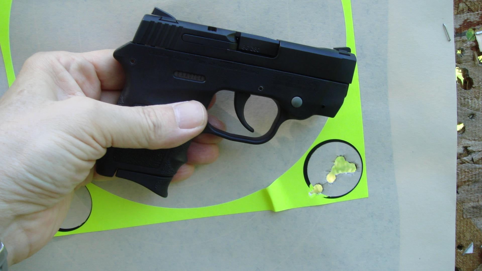 S&W Bodyguard 380:  When available?-6-rnds-corbon-7-yds.jpg