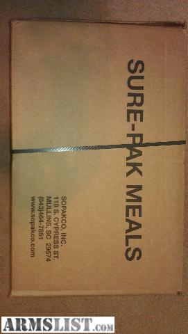 FS in Huntsville ,AL : MREs 16 meals w/ heater per case  (+ to ship UPS)-634734766082454337yayeivte.jpg