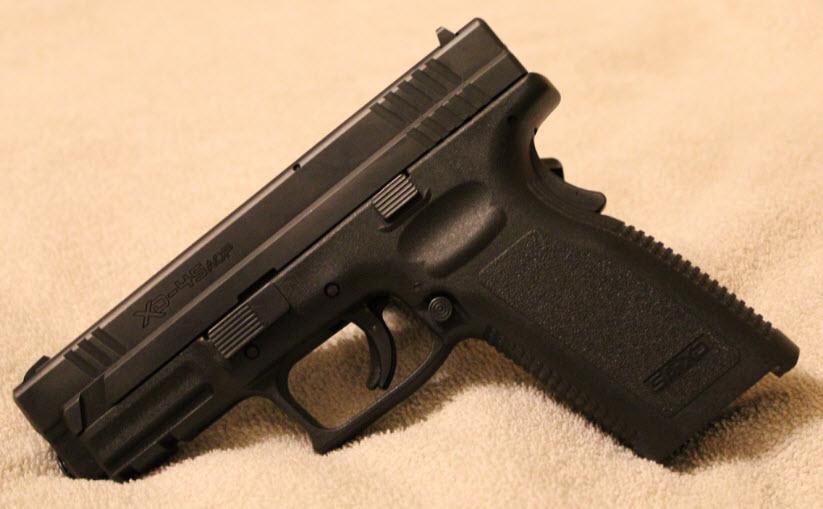 "FS Springfield XD .45 4"" barrel w/3 Hi-cap mags : Dallas, Texas-7-29-2012-10-01-19-am.jpg"