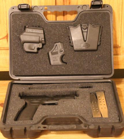 "FS Springfield XD .45 4"" barrel w/3 Hi-cap mags : Dallas, Texas-7-29-2012-10-02-07-am.jpg"
