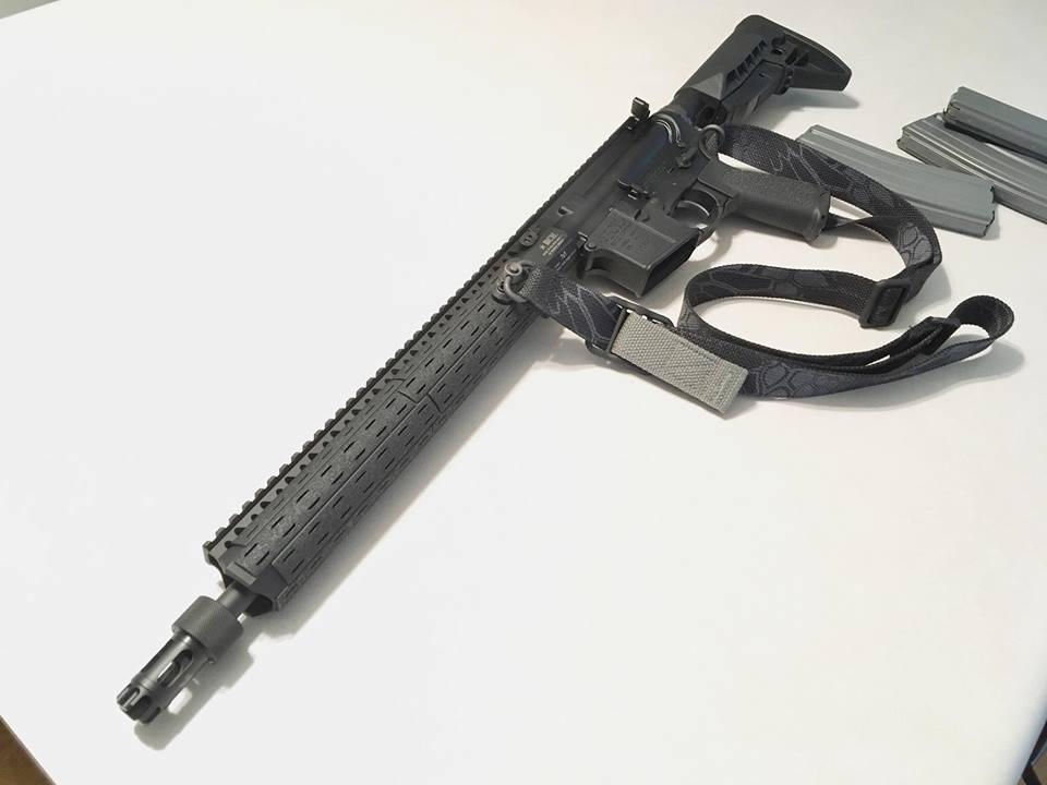 "FS: BCM 14.5"" MidLength ELW-Fluted Complete Factory Rifle w/ Wilson Combat TTU-7.jpg"
