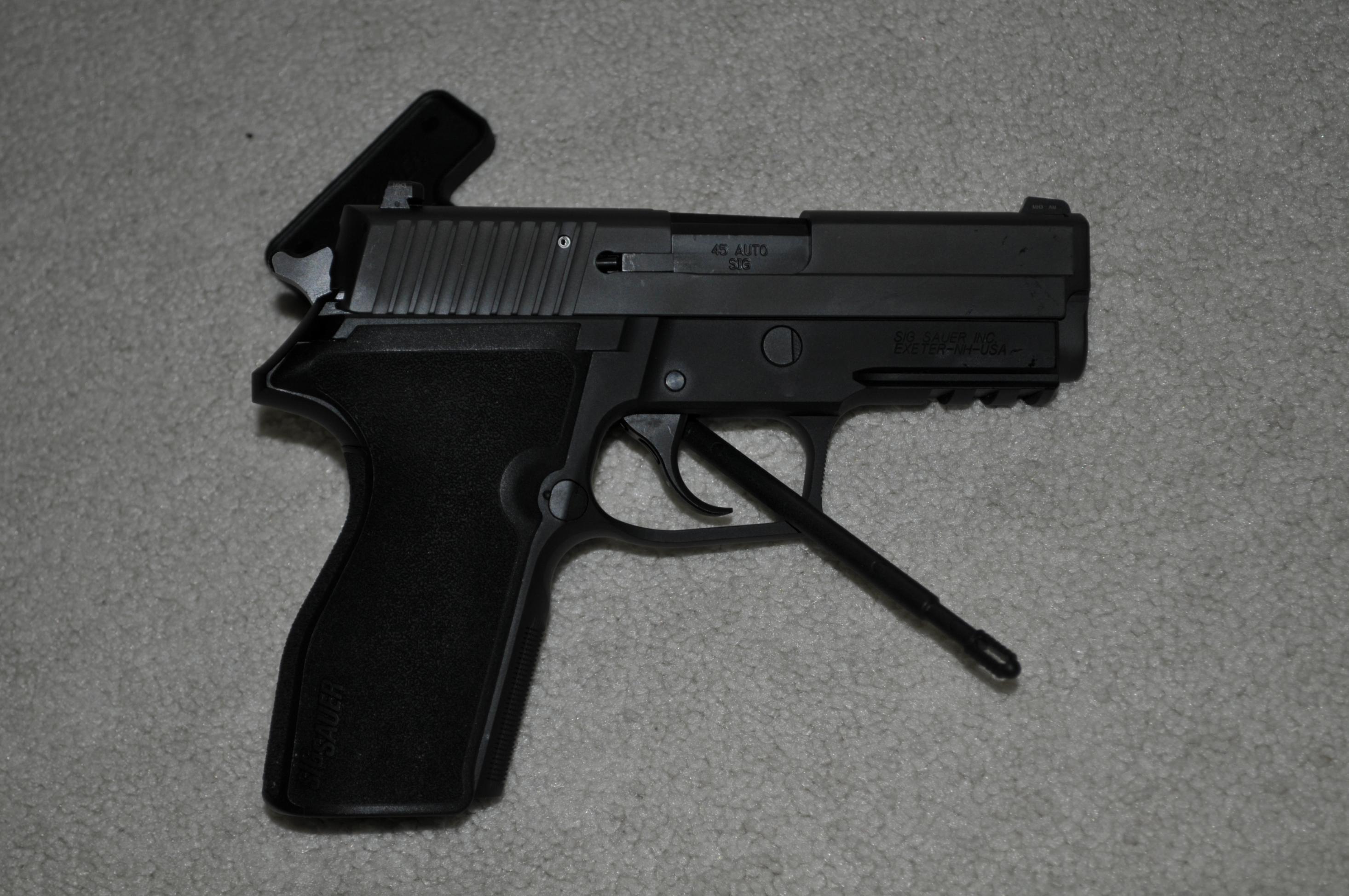 "WTS: Sig Sauer P227 .45 ACP Carry Nitron 3.9"" Barrel 2 Factory mags (WI)-_1rl9433.jpg"