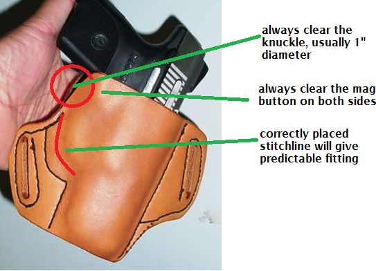 My 3rd attempt at holster making-.jpg