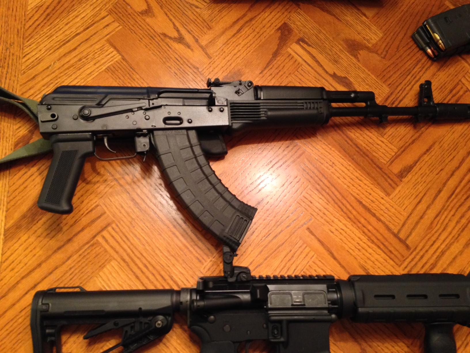 AK or AR ? ... AK AND AR **  Gen 2 glock 19-akar5.jpg
