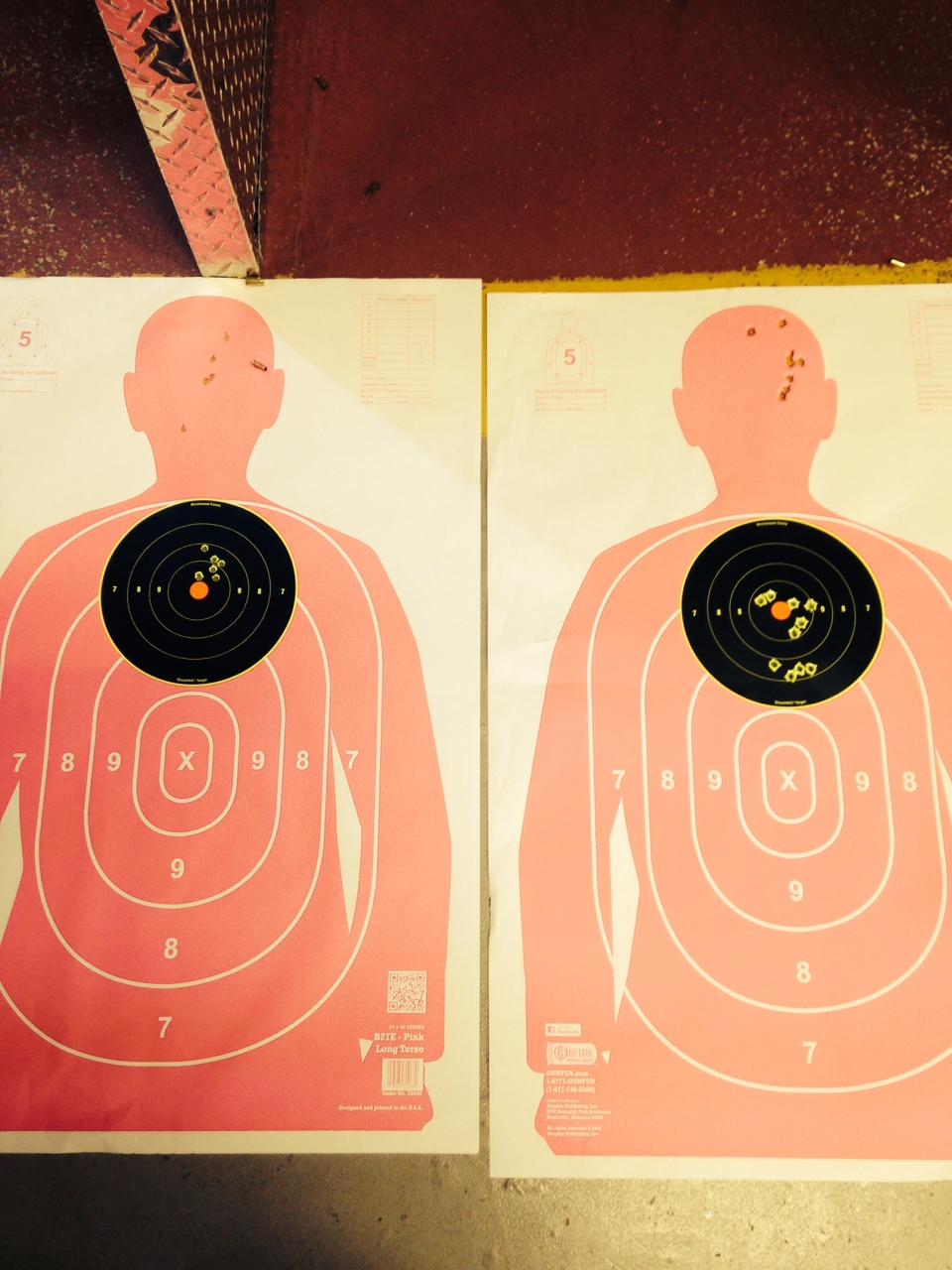 AK or AR ? ... AK AND AR **  Gen 2 glock 19-akartargets.jpg