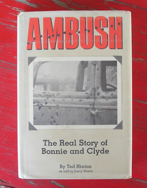 The Highwaymen - Historical inaccuracy in film trailer-ambush.jpg