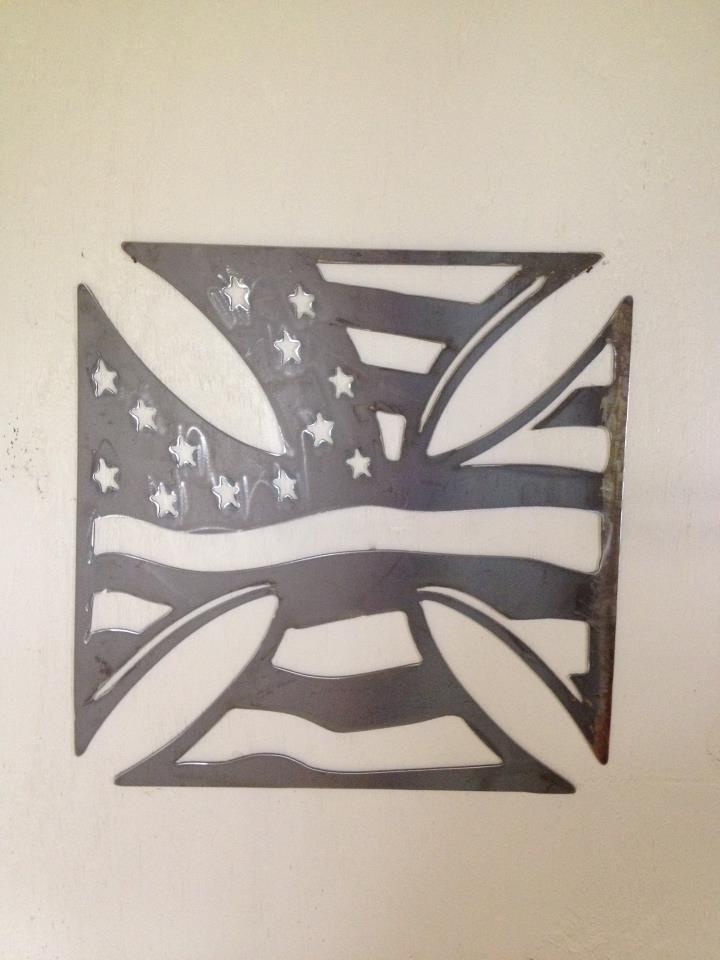 What have you made on your BurnTables CNC System?-american-cross.jpg