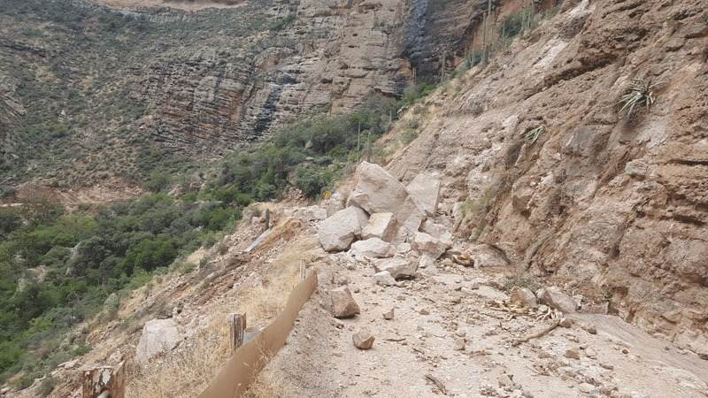 Fire in the Superstitions-apache-trail-damage.jpg