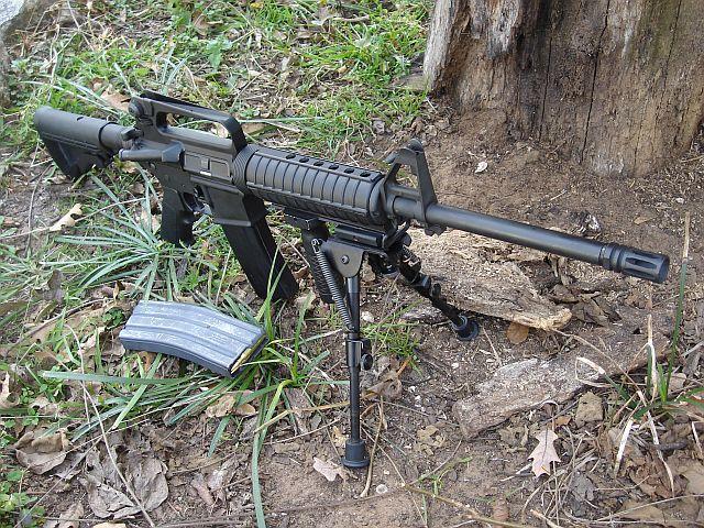 Well got me an AR15 @ last.-ar-15-complete.jpg