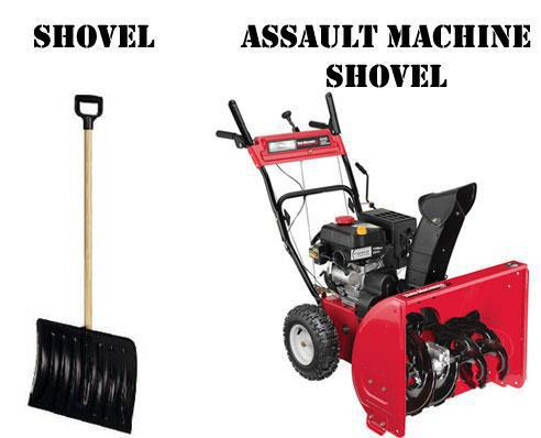 For all the New Yorkers during snowstorm Nemo-assault-shovel.jpg