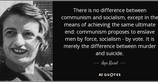 Can socialism/communism happen here in the U.S.?-ayn.jpg