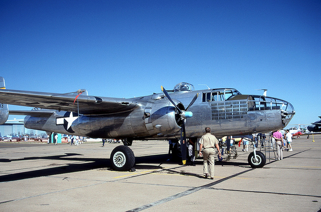 Old War Bird That You Can Ride In.-b25.jpg