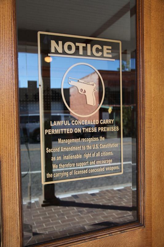 Gun buster signs and NO-GUN employers-banksign.jpg