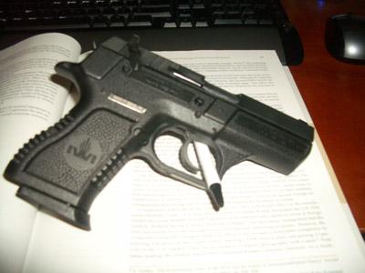New gun for a new shooter-beagle.jpg