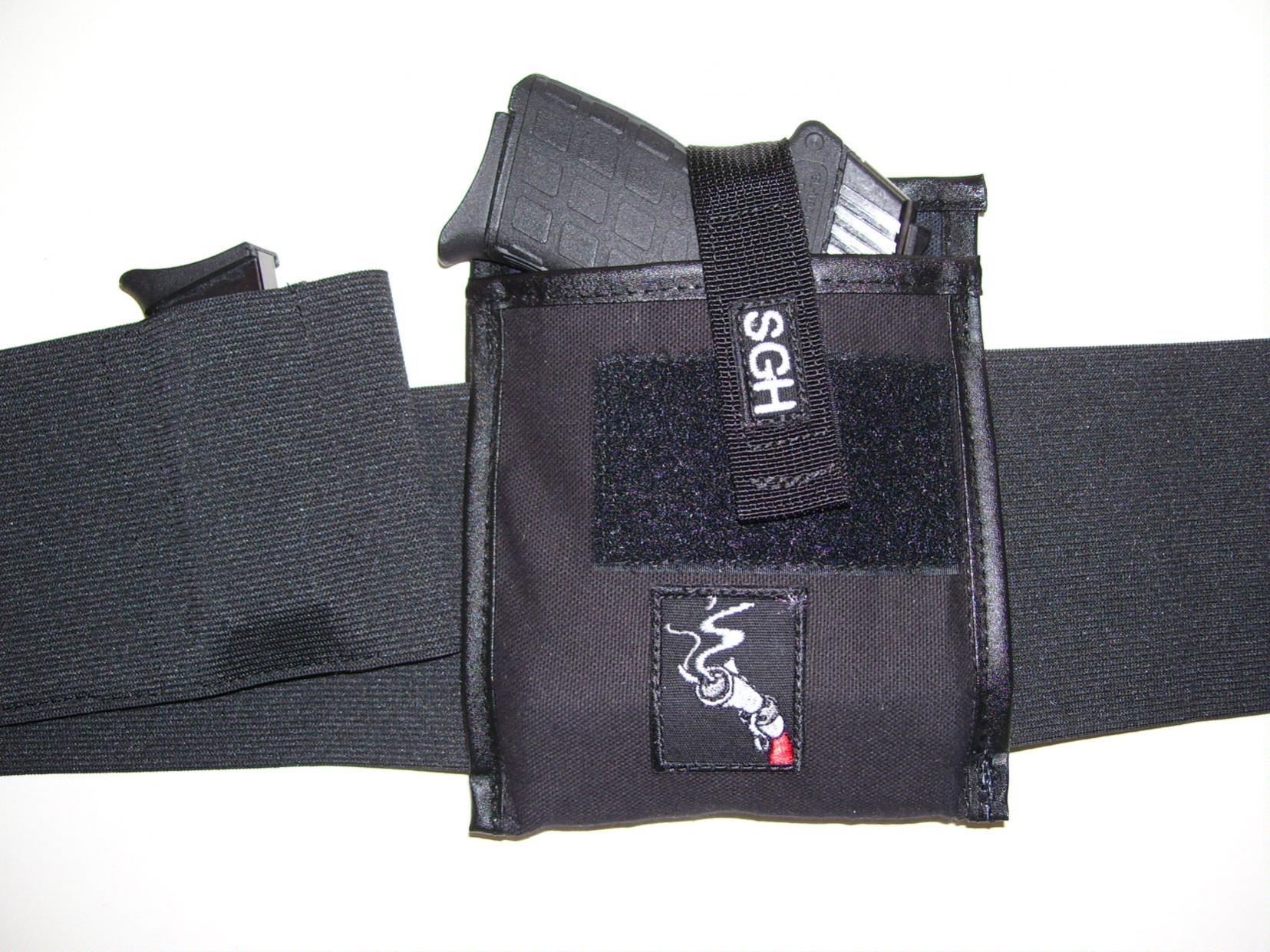 Bullet resistant concealed carry holsters-bellyband-2-9mm-mag.jpg