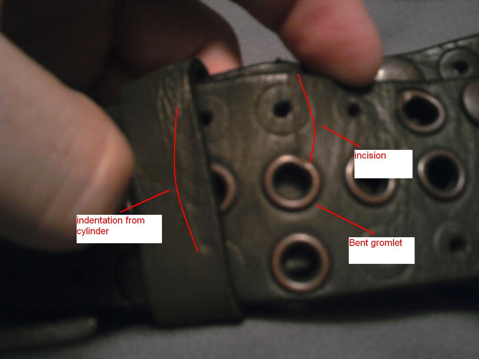 Gun blew up in friends hand-belt.jpg