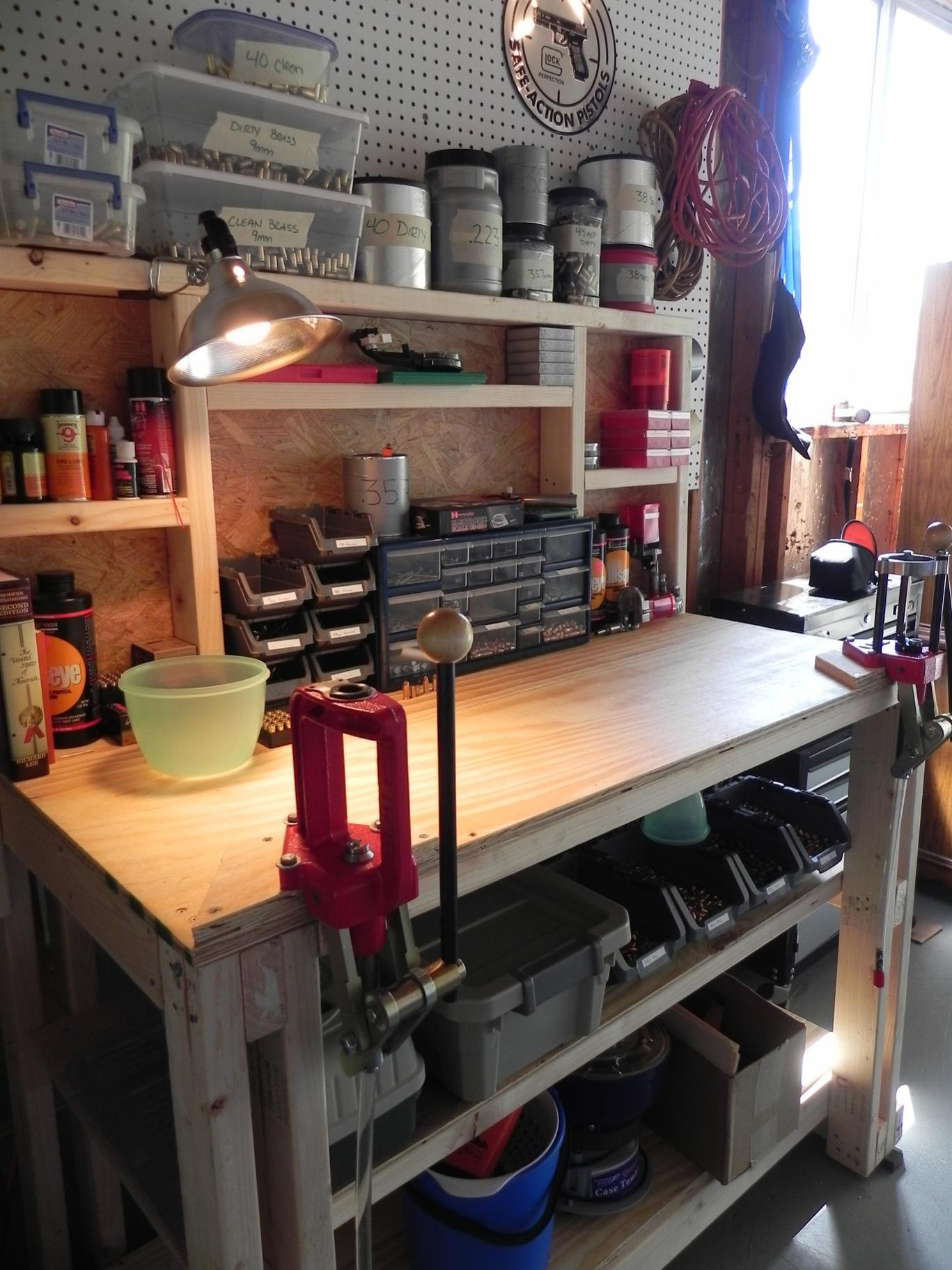 Let S See Your Reloading Bench Page 6