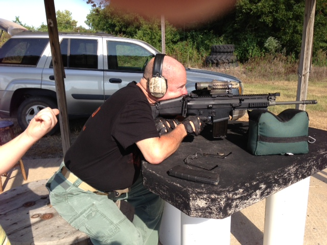 Even the instructors need to prepare and practice-benchrest-scar.jpg