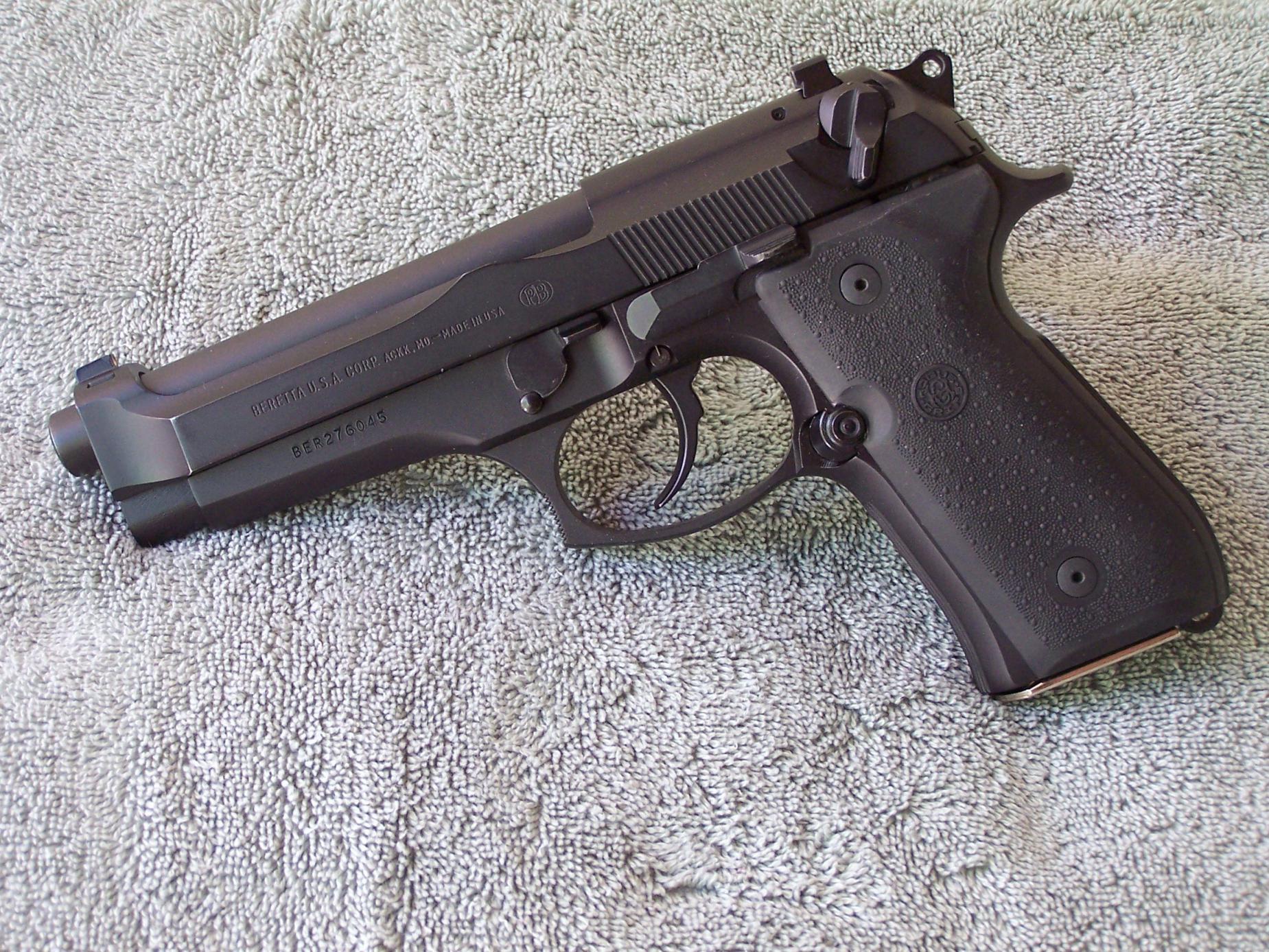 Beretta 92  full size SB pistol-ber276045.jpg