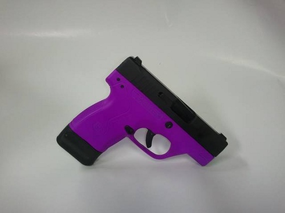 For Sale: Daily Deal - NIB Hot Purple Beretta Nano 9mm handgun-berettanano-frame-passionpurple-9mm.jpg