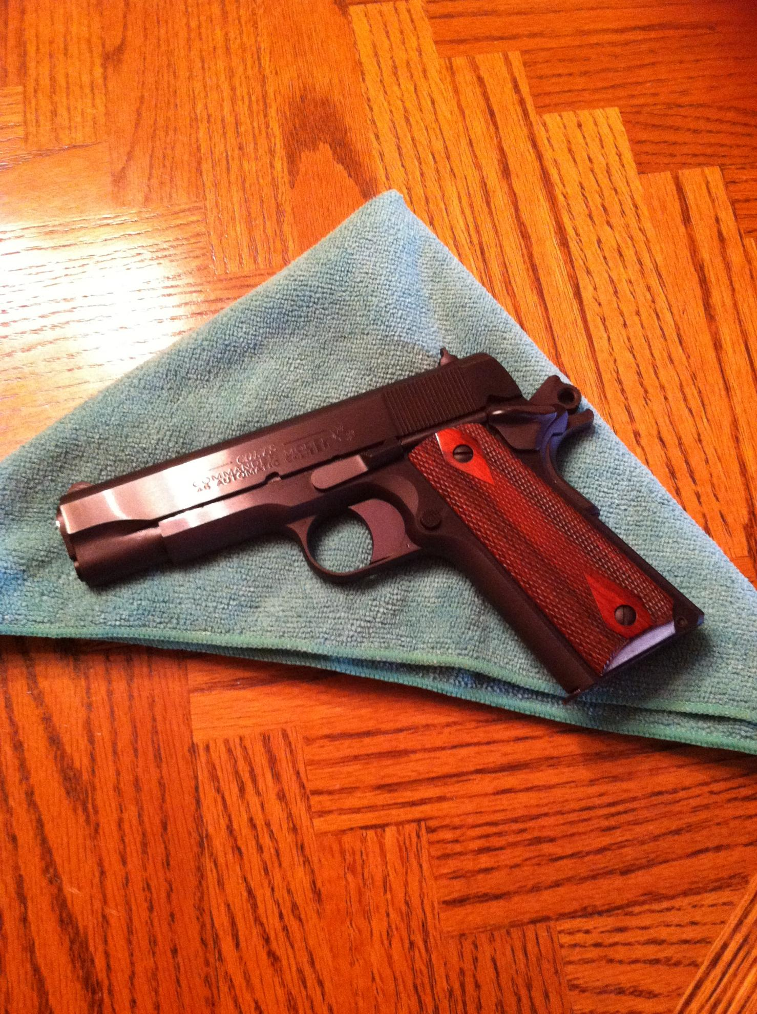 Almost NIB Series 80 Colt 1911 for $650??? - Page 2