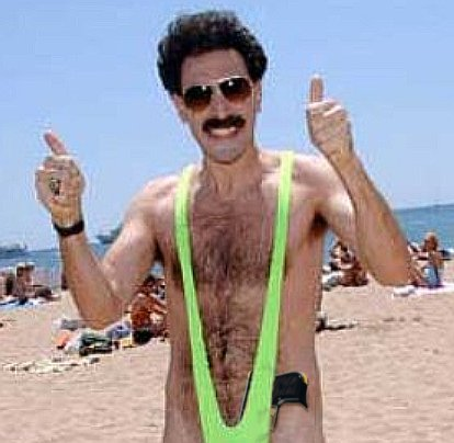 Tell the truth...how many of yall have got lazy....-borat.jpg