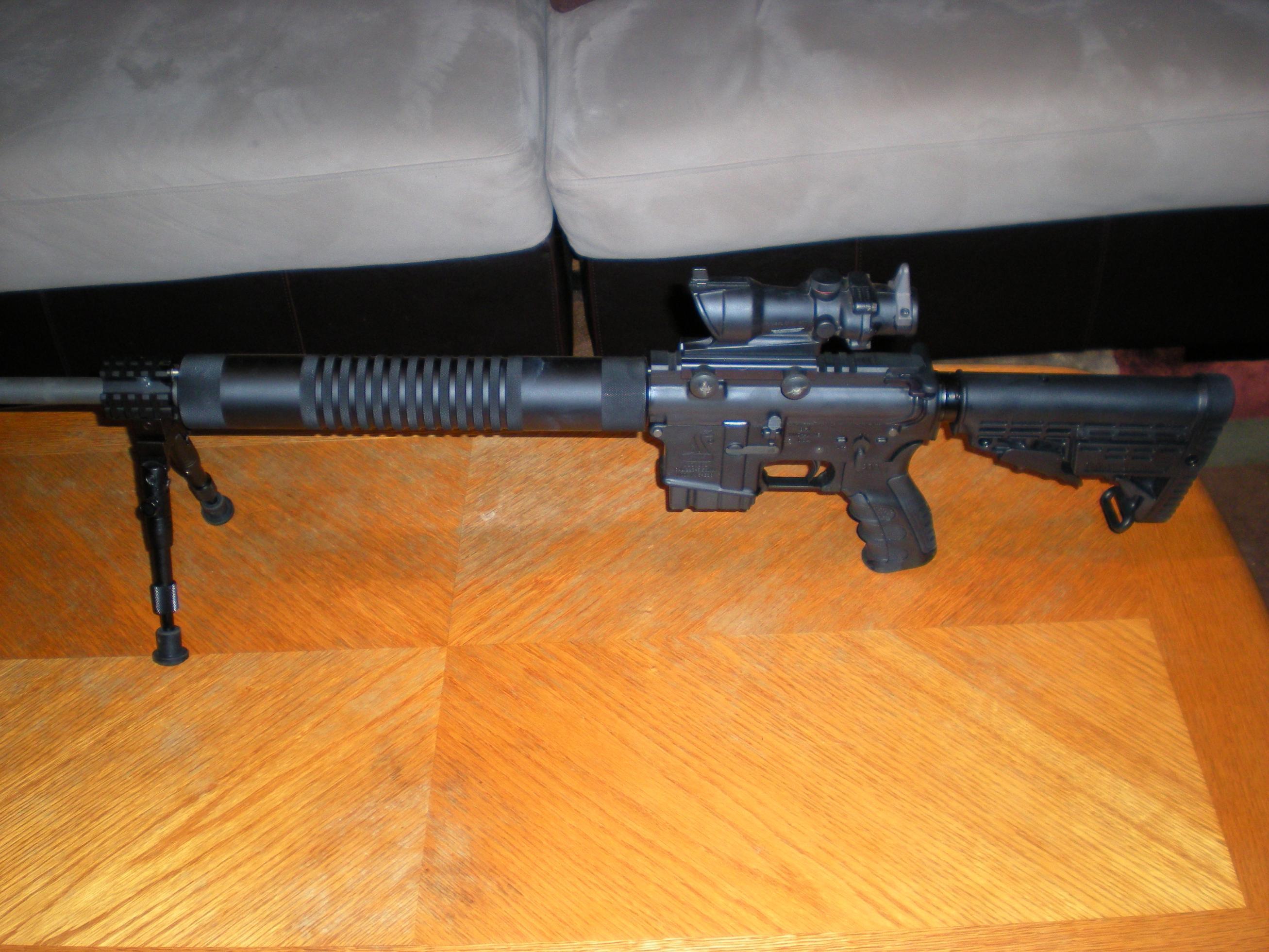 I dressed up my AR a bit!-bushmaster-5.56-w-agog-1.jpg