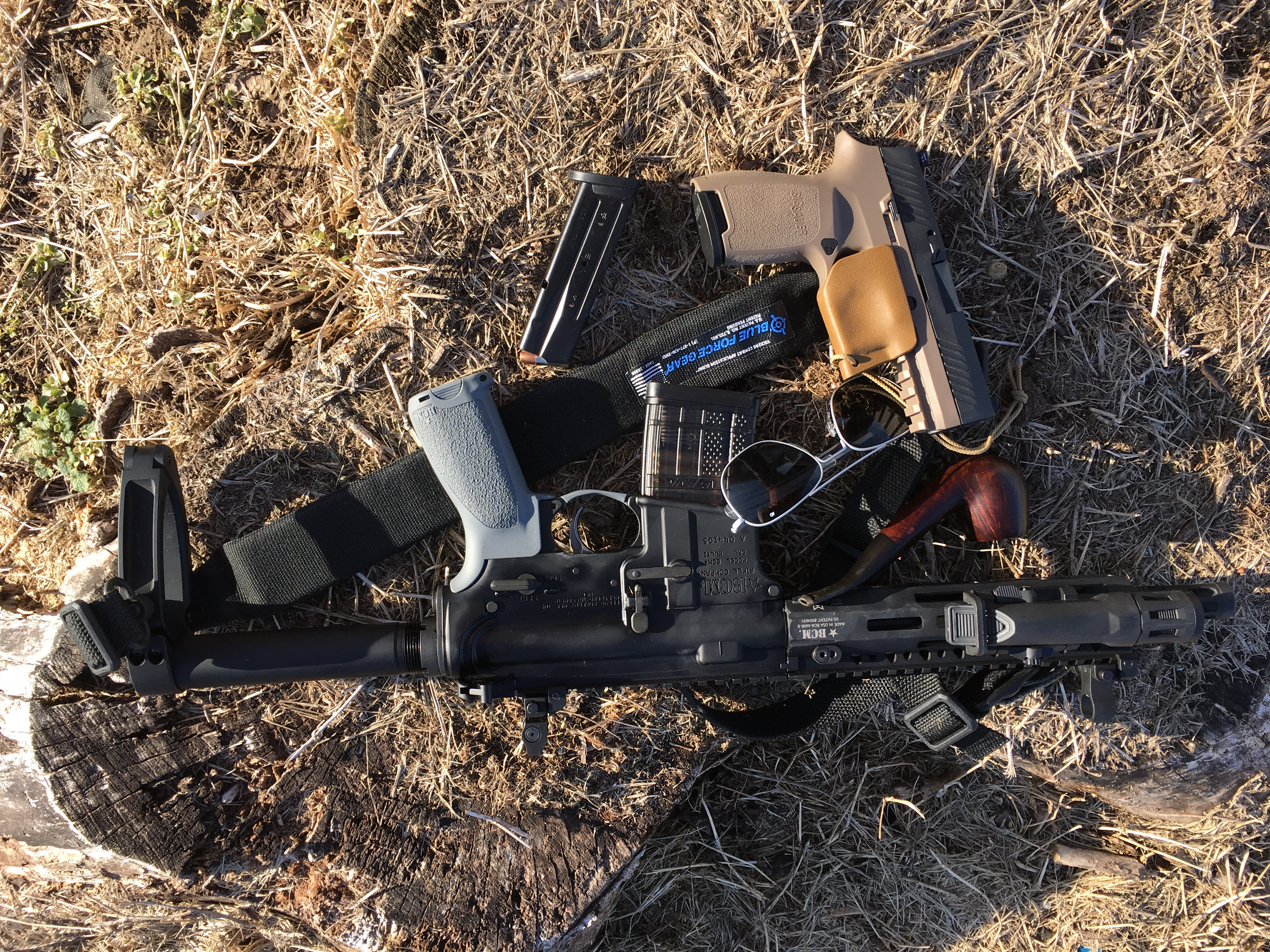Defensive Long Gun:  How are the DC members setting them up?-c7e6795b-bb35-42f2-bd1a-b6bab58bf558.jpeg