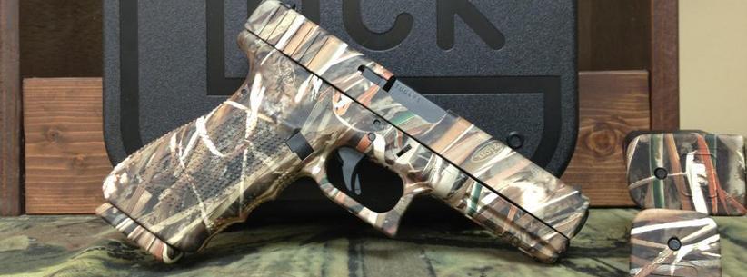 Camo Gun Dipping Kit-camo-pistol.jpg