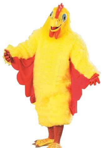 Why Did The Chicken Cross The Road? (actual scenario)-chicken_suit_costume1.jpg