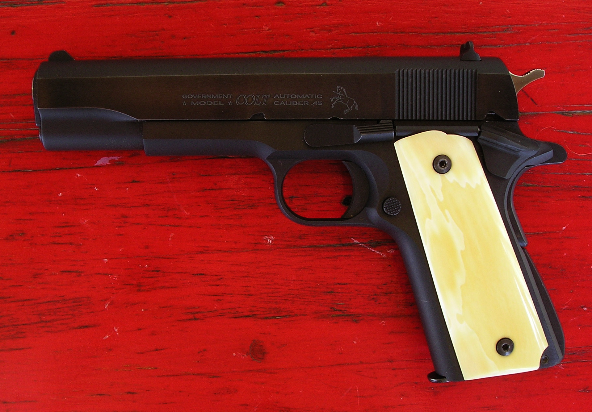 """The """"addiction"""" is STILL STRONG with this one! OK, """"Cough up"""" your 1911s !!-colt-classic-3.jpg"""