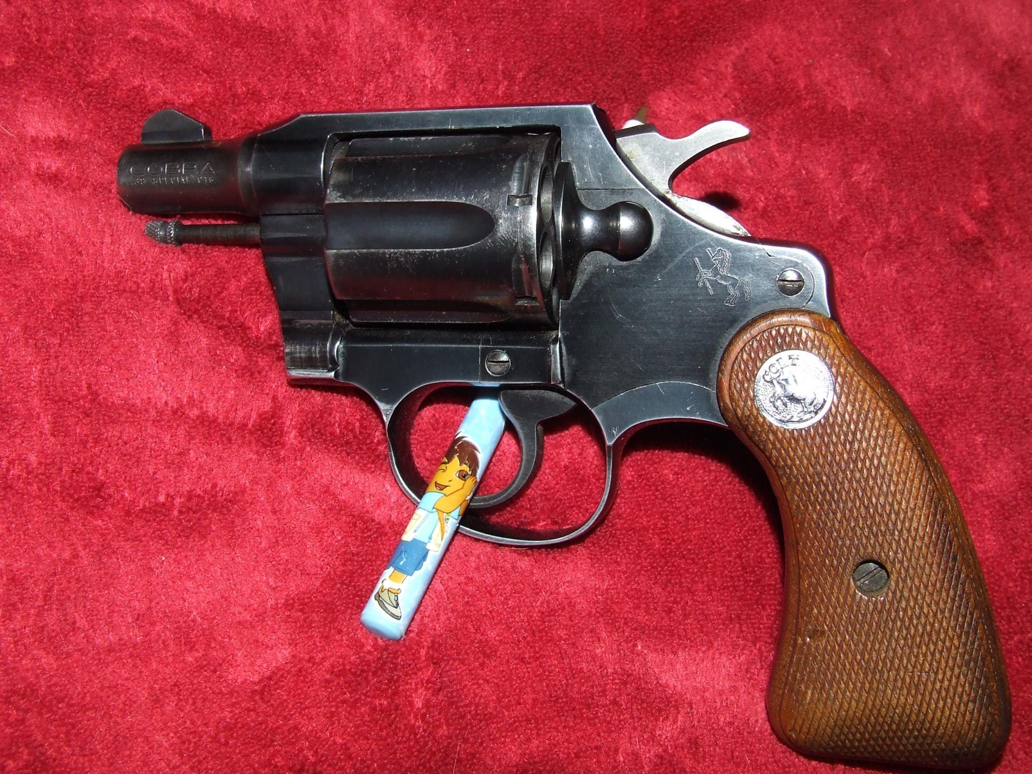 My New (To Me) 1957 Colt Cobra.-colt-left-side.jpg