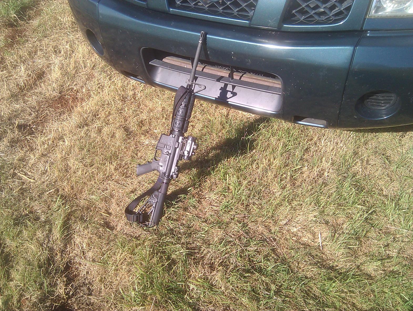Evil Black Rifle Disease Strikes Again (Photo)-colt1.jpg