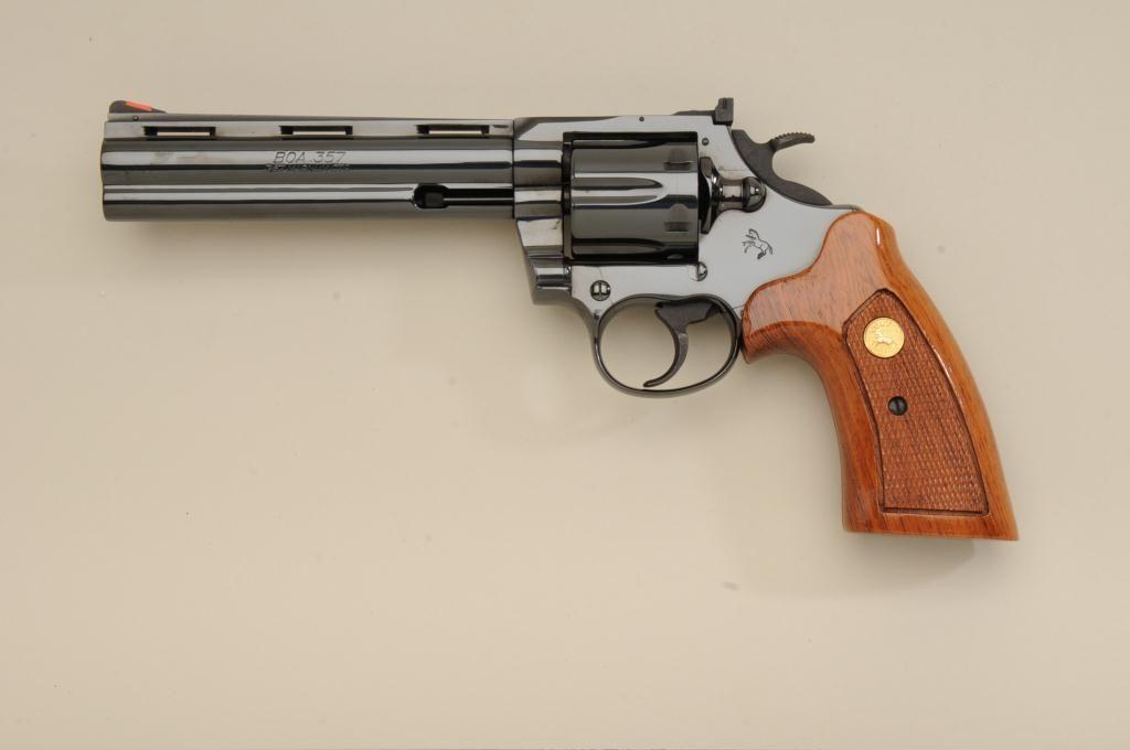 colt boa revolver