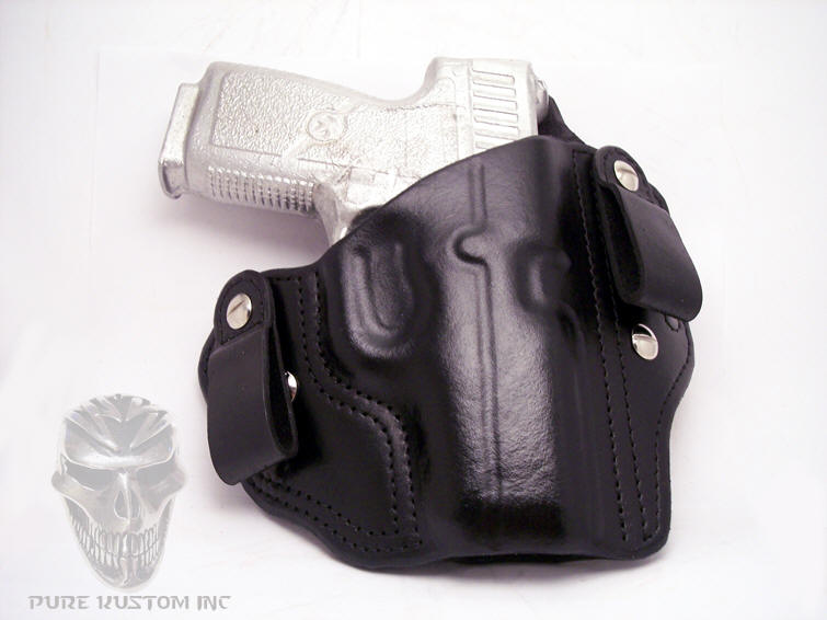 Kahr PM9 holster suggestions