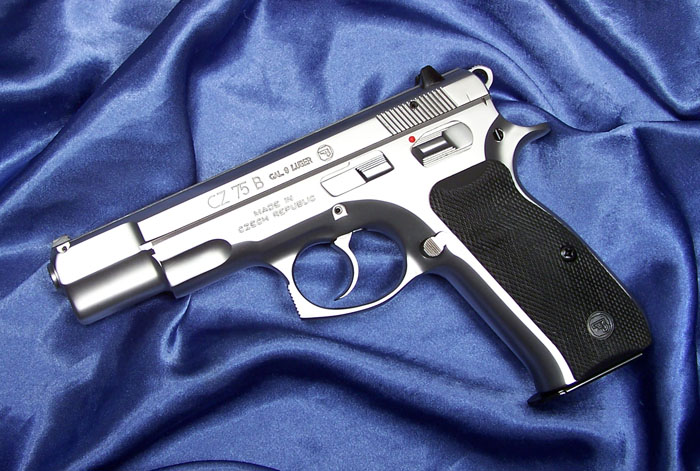 If you could only have one handgun.-cz75bstainess9mm.jpg