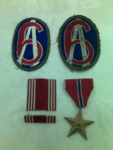 Can someone identify some military decorations?-dads-medals.jpg