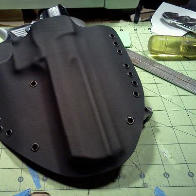 This might be the biggest holster I have ever made...-deagle.jpg