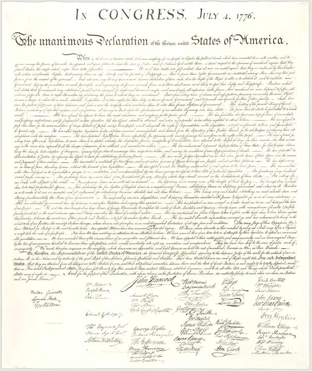 """The """"4th"""" or """"Independence Day""""?-declaration_of_independence_stone_630.jpg"""