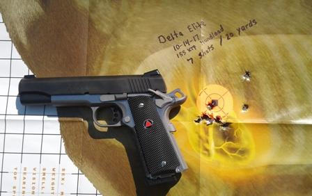 Colt Delta Elite 10mm - Versatile 1911