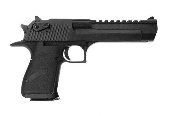For Sale: Magnum Research Desert Eagle 50 caliber - Black-deserteagle50caliberblk.jpg