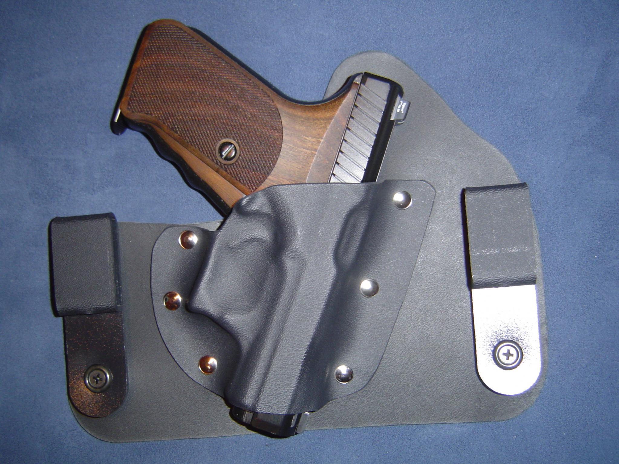 Here is my new carry gun... HK P7 PSP-dsc00130.jpg